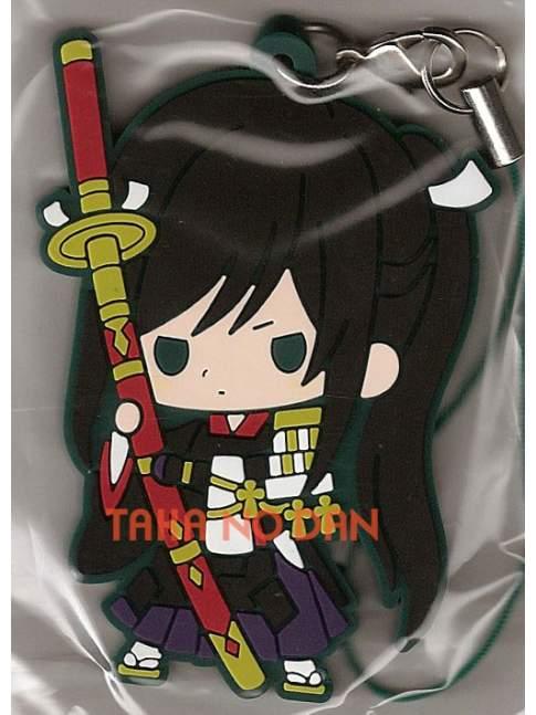 Llavero Rubber Strap Taroutachi - Touken Ranbu Unit 3