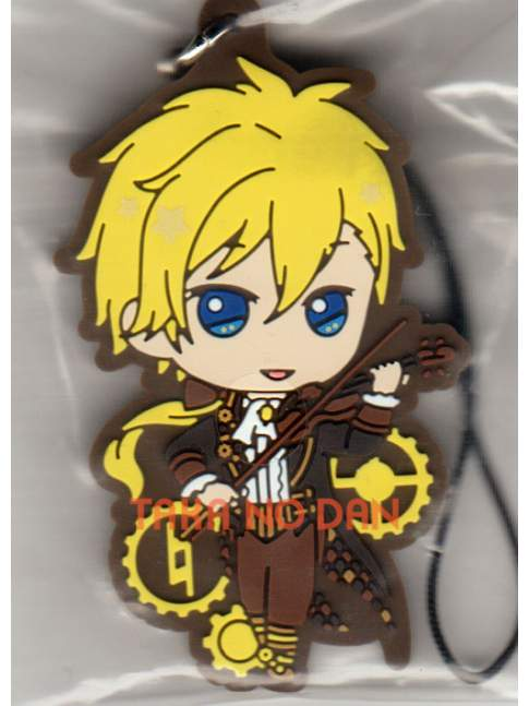 Rubber Strap Ichiban Kuji Nagi Rokuya ver. Mechanical Lullaby - IDOLiSH7
