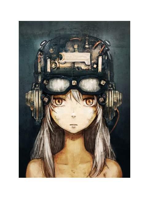 Doujin Ilustraciones Original - NVISION Collaborative Artworks 2nd