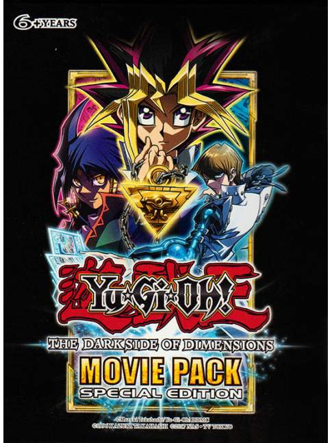 1 Special Edition The Dark Side of Dimensions Movie Pack Yu-Gi-Oh!