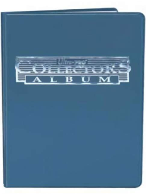 Carpeta para Cartas UltraPro 4-Pocket Collectors Album Blue