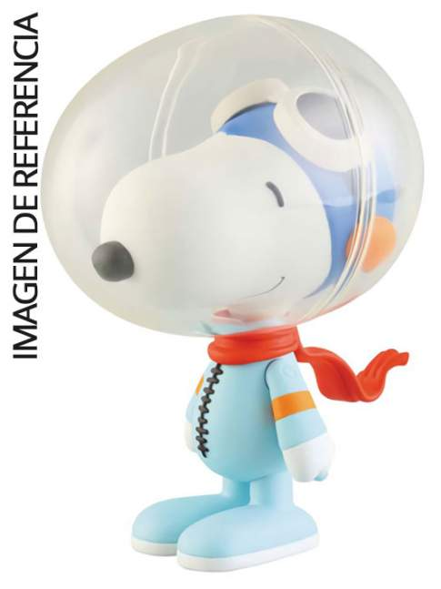 Ultra Detail Figure Peanuts Series 1 - Snoopy ver. Astronaut