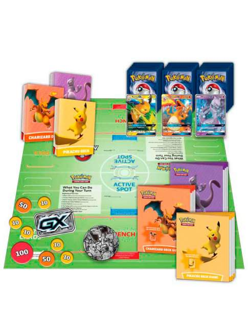 1 Caja Sellada Pokemon Battle Academy