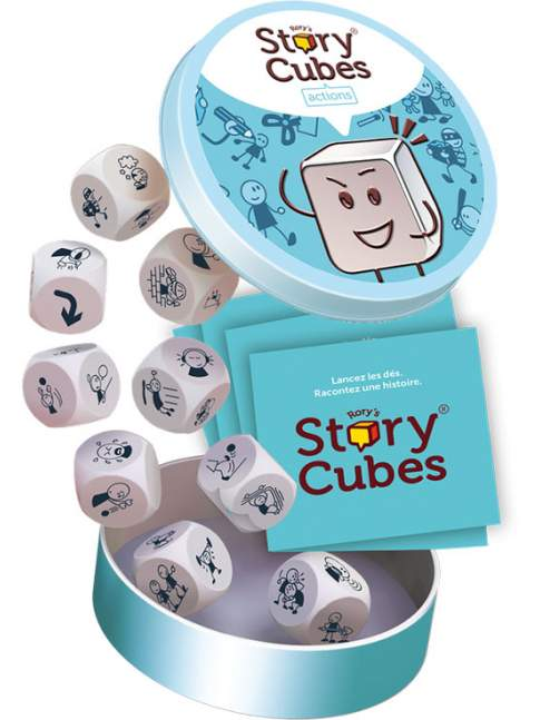 Story Cubes Actions Blister ECO