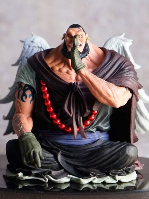 SCultures Urouge ver Meditando - One Piece